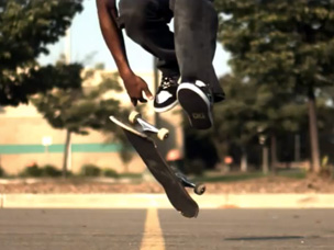 flatland skateboard tricks